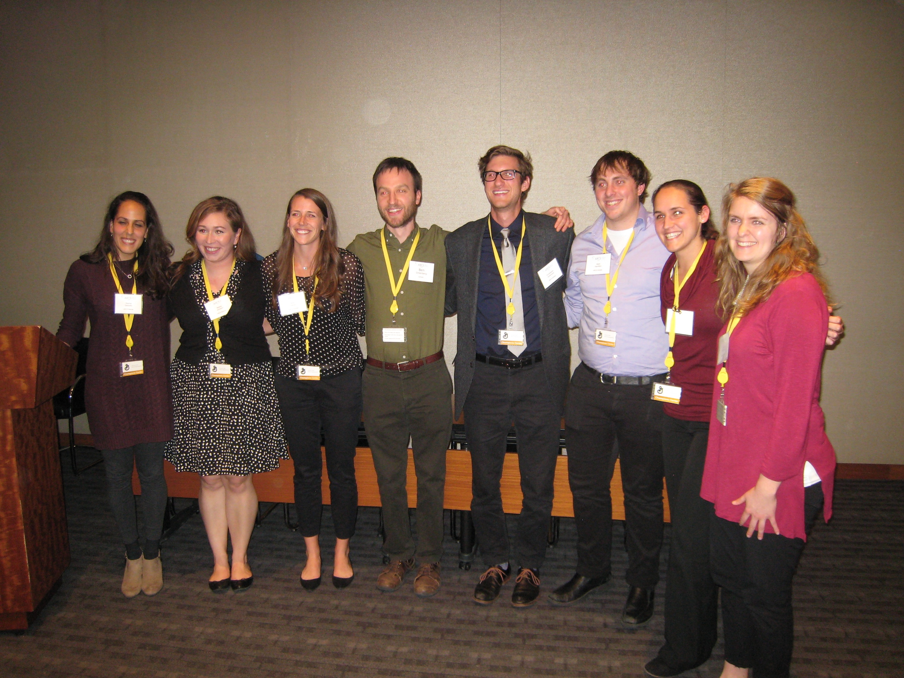 ARCS Minnesota Chapter Scholars